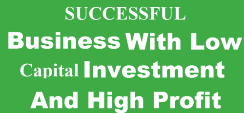 Successful business in Nigeria without capital
