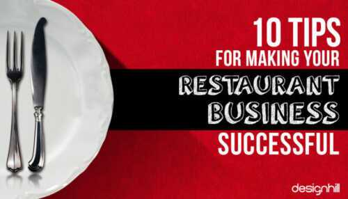 Successful restaurant business
