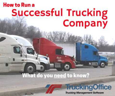 Successful Trucking Business