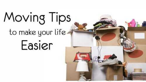 The 10 best tips for moving
