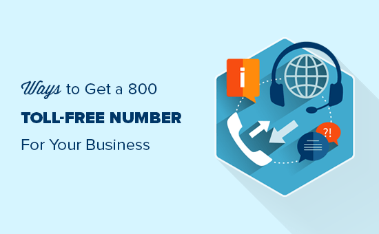 Toll free number for small businesses