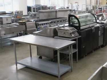 Where to buy and sell used catering equipment