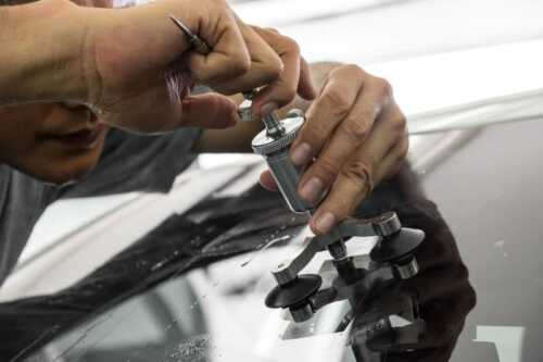 Windshield Repair Business