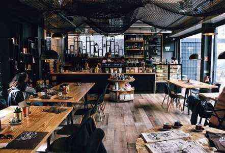 Образец шаблона бизнес-плана кафе книги