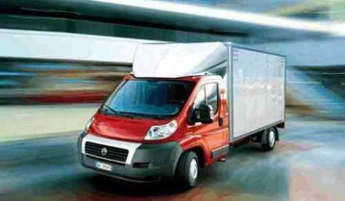 Начать транспортный бизнес с одним фургоном