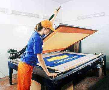 Начать бизнес трафаретной печати из дома