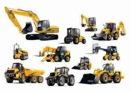 50 видов строительной техники и их применение