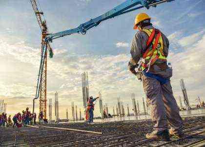 Средняя прибыль для строительной отрасли