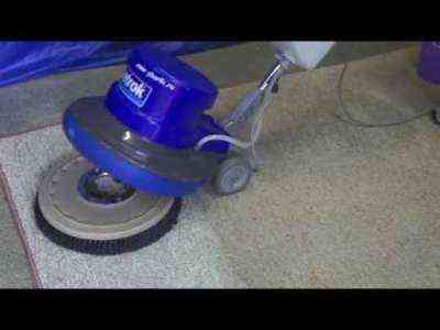 Начать бизнес по чистке ковров из дома без денег