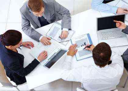 Создание финансовой консалтинговой фирмы