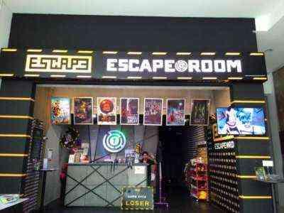 Начать бизнес Escape Room