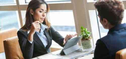 Как провести собеседование для секретаря / ресепшн