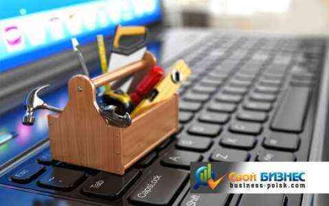 Начало бизнеса по ремонту компьютеров дома Образец шаблона бизнес-плана