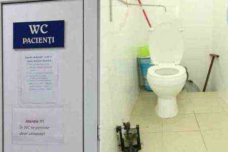 Начало аренды портативного туалета