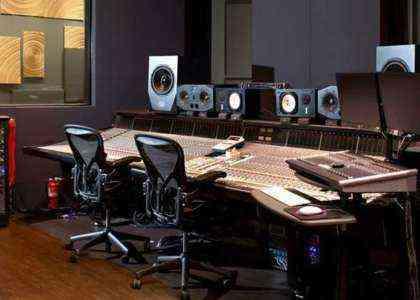 Сколько стоит запустить студию звукозаписи?
