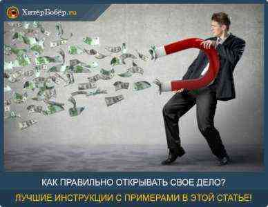 Предпринимательский процесс для начала бизнеса с нуля