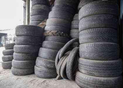 Начало бизнеса по переработке шин