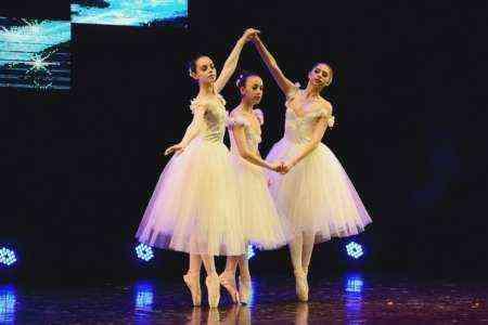 Запуск танцевальной конкурсной компании