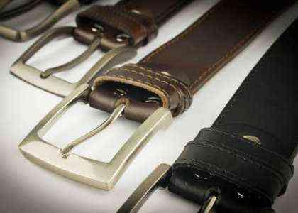 Начало бизнеса по производству кожаных ремней