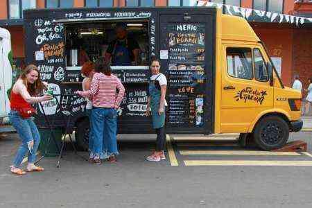 Как выделиться и сделать больше продаж на фестивалях Food Truck