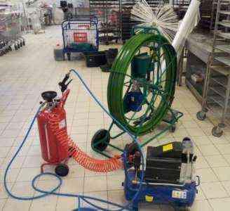 Начиная бизнес по очистке вентиляционных отверстий