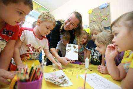 Сколько зарабатывают владельцы детских садов типа B