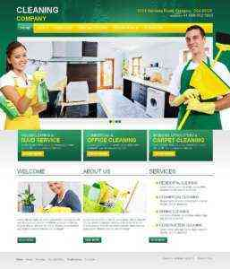 Запуск шаблона бизнес-плана Maid Service