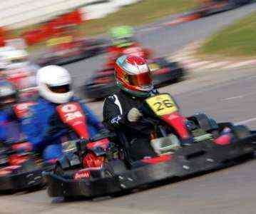 Образец шаблона бизнес-плана Go Kart