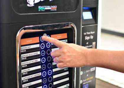 Как начать бизнес торговых автоматов БЕСПЛАТНО