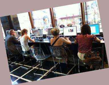 Образец шаблона бизнес-плана интернет-кафе