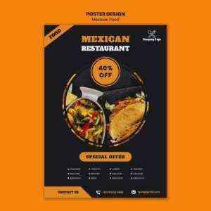 Образец шаблона бизнес-плана мексиканского ресторана