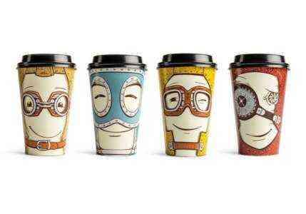 50 Catchy Coffee Shop Фирменные идеи