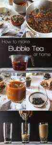 Образец шаблона бизнес-плана Bubble Tea Shop