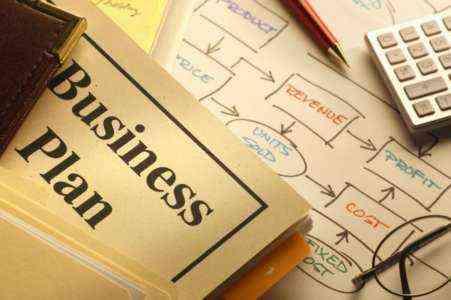 Создание шаблона бизнес-плана для краудфандинговой компании