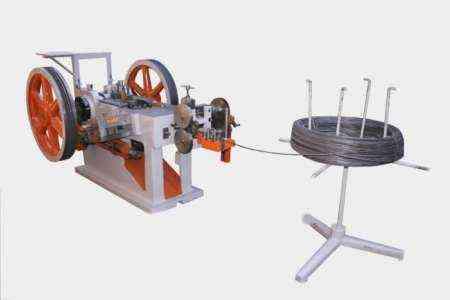 Начало строительного бизнеса по производству гвоздей