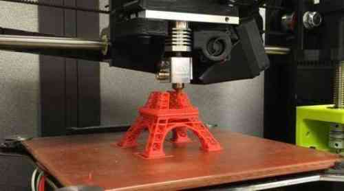 Начиная бизнес 3D-печати