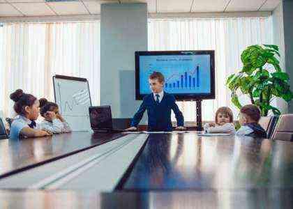 Топ 10 лучших идей для малого бизнеса, ориентированных на детей