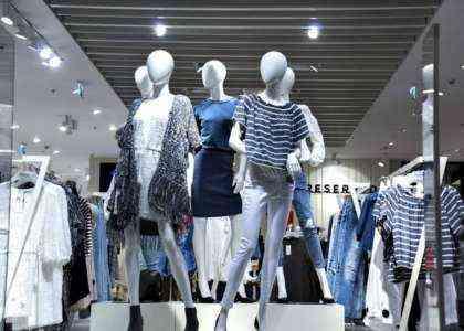 Начиная магазин одежды / бутик Сколько это стоит?