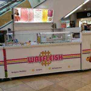 Начать бизнес киоска еды в торговом центре