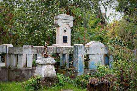 Начать бизнес на зеленом кладбище