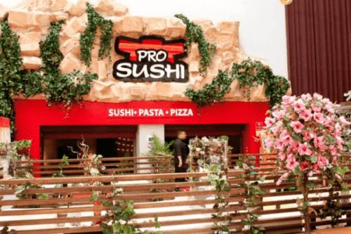6 лучших возможностей франшизы японского ресторана на продажу