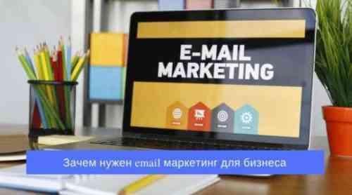 Создание шаблона бизнес-плана для Email-маркетинга компании
