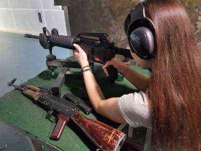 Стрельбище Gun Shop