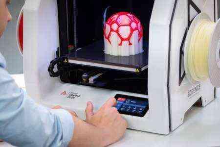 Образец шаблона бизнес-плана для 3D-печати