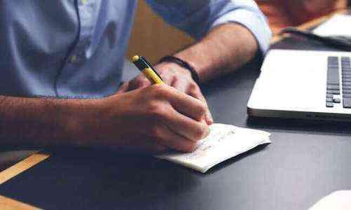 Почерк бизнес-плана с использованием программного обеспечения