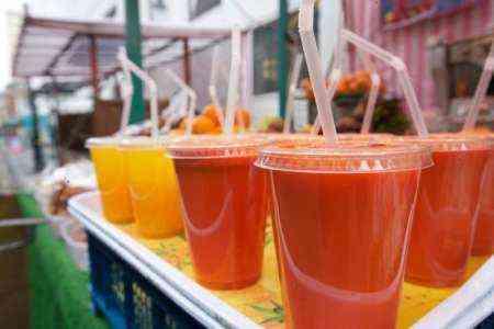 Запуск шаблона бизнес-плана Juice Bar