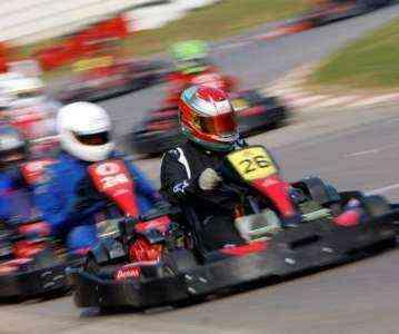 Запуск Go Cart Racing Company Образец шаблона бизнес-плана