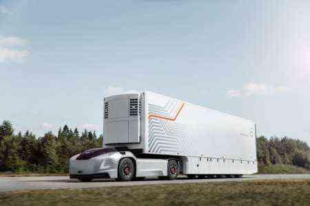 Начиная бизнес по вождению грузовиков