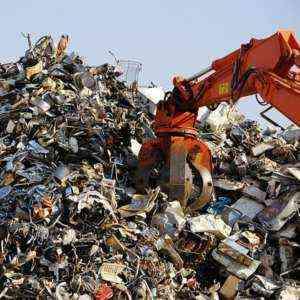 Начало бизнеса по переработке металлолома