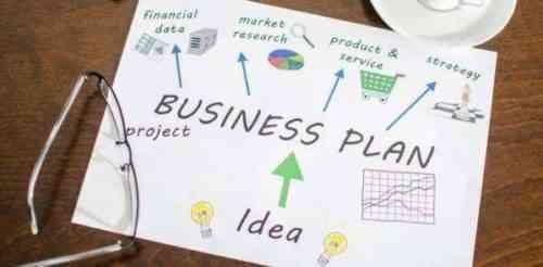 Образец шаблона бизнес-плана микрокредитования